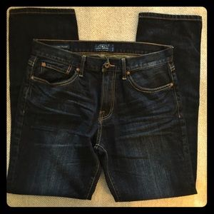 221 Original Straight Lucky Brand jeans, size 33